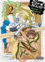 Dan Machi Sword Oratoria T2, manga chez Ototo de Omori