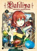 Dahliya - Artisane magicienne T1, manga chez Komikku éditions de Amagishi, Sumikawa