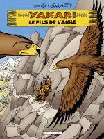 Yakari T41 : Le fils de l'aigle (0), bd chez Le Lombard de Giacometti, Derib, Paulovitch