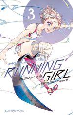 Running girl T3, manga chez Akata de Shigematsu
