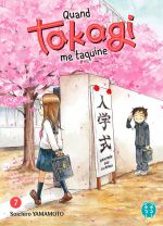 Quand Takagi me taquine T7, manga chez Nobi Nobi! de Yamamoto