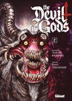 The devil of the gods T2, manga chez Glénat de Saimura, Takahashi