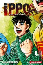 Ippo – Saison 6 - The fighting, T4, manga chez Kurokawa de Morikawa