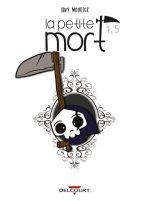 La Petite mort T1 : Une impression de déjà-lu (0), bd chez Delcourt de Mourier