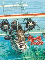 Liberty Bessie T2 : Sur la trace des Maylaros (0), bd chez Glénat de Saint-Dizier, Djian, Vincent