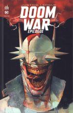 Justice League Doom War : Epilogue  (0), comics chez Urban Comics de Williamson, Tynion IV, Fernandez, Epting, Marquez, Sanchez, Filardi, Kalvachev