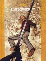 L'expert T4 : Justice ! (0), bd chez Glénat de Giroud, Brada, Paul