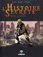 L'histoire secrète T9 : La loge Thulé (0), bd chez Delcourt de Pécau, Kordey, Chuckry