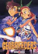 Geobreeders T3, manga chez Bamboo de Itô