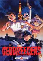 Geobreeders T5, manga chez Bamboo de Itô