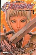 Claymore T1 : La tueuse aux yeux d'argent (0), manga chez Glénat de Yagi
