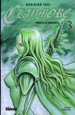 Claymore T3 : Thérèse la souriante (0), manga chez Glénat de Yagi