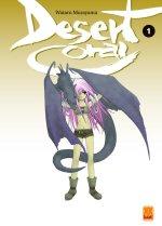 Desert Coral T1, manga chez Kami de Murayama