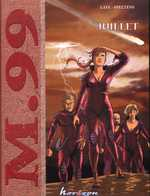 M.99 T2 : Juillet (0), bd chez Joker de Laye, Speltens