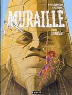 Muraille T1 : Immobile (0), bd chez Paquet de Laboutique, Holgado