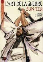 Sun Tzu - L'art de la guerre T3 : De l'engagement de la guerre - Partie 1 (0), manga chez Editions du temps de Weimin, Zhiqing