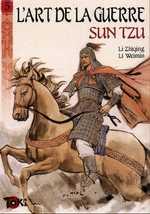 Sun Tzu - L'art de la guerre T5 : De l'engagement de la guerre - Partie 3 (0), manga chez Editions du temps de Weimin, Zhiqing