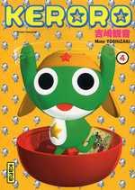 Keroro T4, manga chez Kana de Yoshizaki