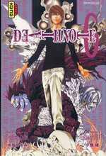 Death Note T6, manga chez Kana de Ohba, Obata
