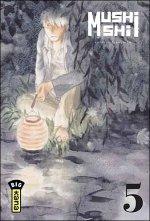 Mushishi T5, manga chez Kana de Urushibara