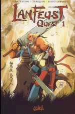 Lanfeust quest T1, manga chez Soleil de Tarquin, Arleston, Lullabi