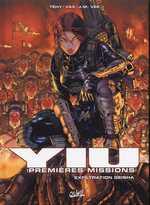 Yiu, premières missions T5 : Exfiltration Geisha (0), bd chez Soleil de Vee, Tehy, Vax, Stambecco