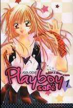 Playboy café T1, manga chez Soleil de Oda