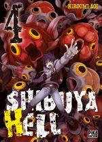 Shibuya hell T4, manga chez Pika de Hiroumi