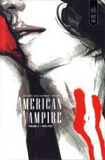 American Vampire  T2 : 1936-1943 (0), comics chez Urban Comics de Snyder, Ba, Moon, Rucka, Kalan, Albuquerque, Murphy, Santolouco, Stewart, McCaig, Leon, Brusco