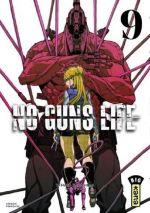 No guns life T9, manga chez Kana de Karasuma