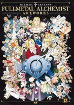 Fullmetal Alchemist : Artworks (0), manga chez Kurokawa de Arakawa