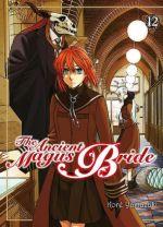 The ancient magus bride  T12, manga chez Komikku éditions de Yamazaki