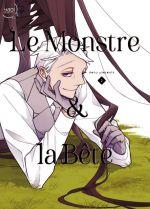 Le monstre et la bête T2, manga chez Taïfu comics de Renji