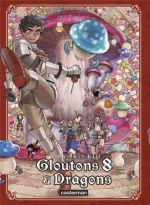 Gloutons & dragons T8, manga chez Casterman de Kui