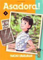 Asadora ! T3, manga chez Kana de Urasawa