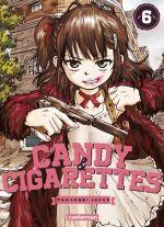 Candy & cigarettes T6, manga chez Casterman de Inoue
