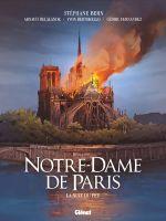 Notre Dame de Paris : La nuit du feu (0), bd chez Glénat de Delalande, Bertorello, Fernandez, Perrot