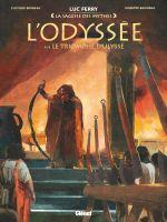 L'Odyssée T4 : Le triomphe d'Ulysse (0), bd chez Glénat de Bruneau, Baiguera, Poli, Smulkowski, Vignaux