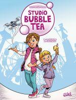 Studio Bubble Tea T1 : Le royaume de Constance (0), bd chez Soleil de Leach, Borges, Odone