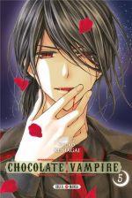 Chocolate vampire T5, manga chez Soleil de Kumagai