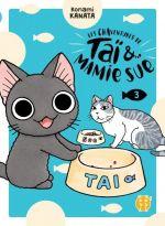 Les chaventures de Taï & Mamie Sue T3, manga chez Nobi Nobi! de Konami