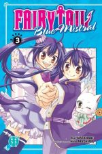 Fairy tail - Blue mistral – Edition Nobi Nobi !, T3, manga chez Nobi Nobi! de Mashima, Watanabe
