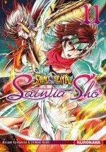 Saint Seiya Saintia Shô T11, manga chez Kurokawa de Kuori, Kurumada
