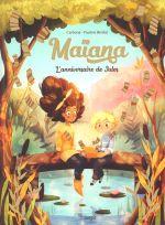 Maïana T2 : L'anniversaire de Jules (0), bd chez Jungle de Carbone, Berdal