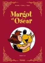 Margot et Oscar T1 : Tomes 1 à 3  (0), bd chez Kennes éditions de Zidrou, Falzar, de Brab