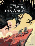 La Tour des anges T3, bd chez Gallimard de Melchior-durand, Gilbert