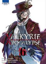 Valkyrie apocalypse T6, manga chez Ki-oon de Umemura, Ajichika