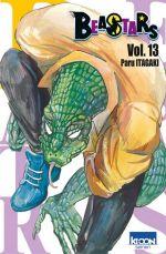Beastars T13, manga chez Ki-oon de Itagaki