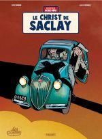 Une aventure de Jacques Gipar T9 : Le Christ de Saclay (0), bd chez Paquet de Dubois, Delvaux