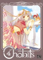 Chobits – Edition 20 ans, T4, manga chez Pika de Clamp